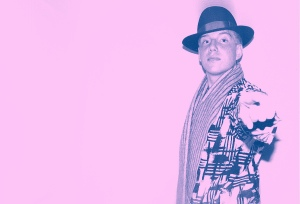 KK Gaultier 80s 3duotone