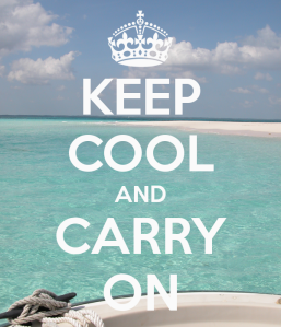 Keep Cool! (Calm-O-Matic)