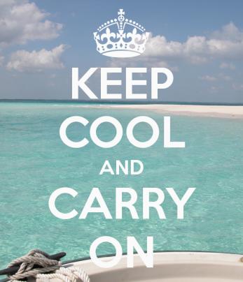Keep Cool! (Calm-O-Matic)
