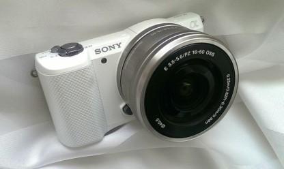 KK Sony Alpha 5000