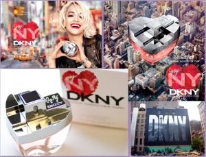 KK DKNY Collage