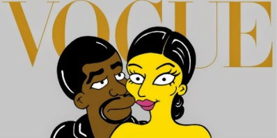 kanye-west-kim-kardashian-cartoon-vogue-cover