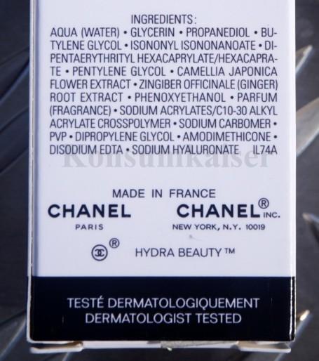 KK Chanel HB3