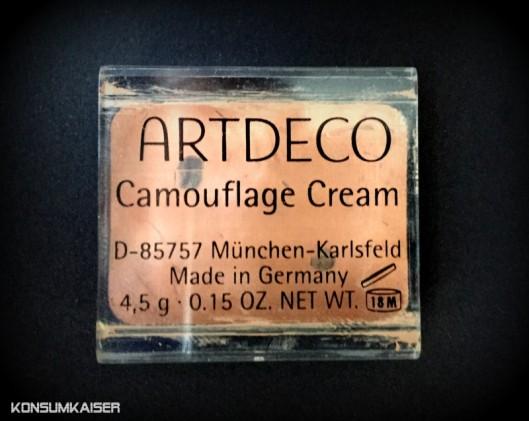 KK Artdeco Camouflage Cream