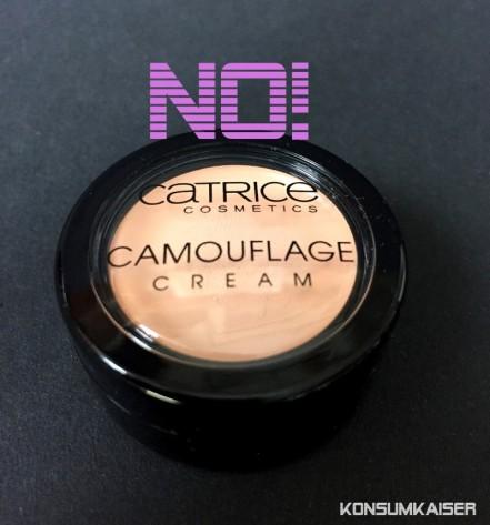 KK Catrice Camouflage