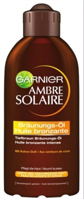KK Garnier Tiefbraun Öl