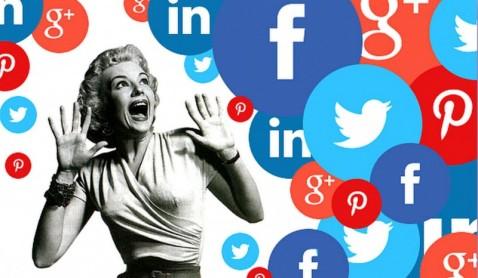 KK Social Media overkill