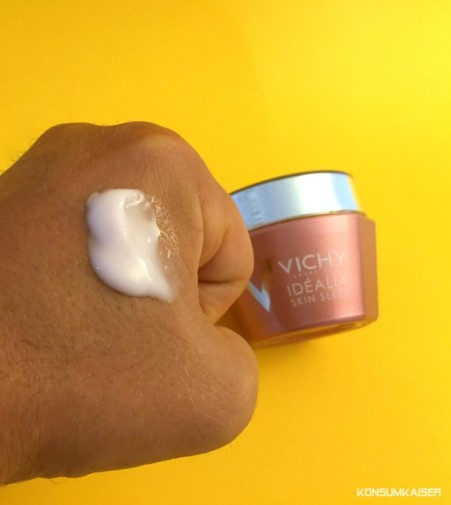 KK Vichy Skin sleep 2
