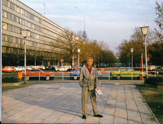 KK East Berlin 1988