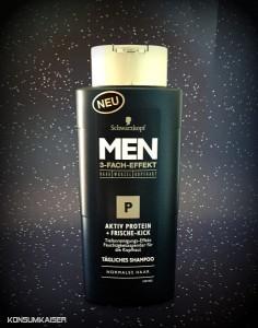 KK MEN Aktiv Protein Shampoo1