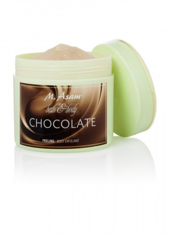 Chocolate_Peeling600g_offen