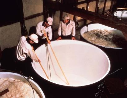 Sake Brauerei foto Gekkeikan Fushimi Kyoto