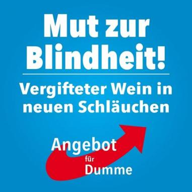 AfD-Alternative-fuer-Deutschland-Volksverdummung