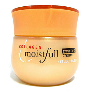 etude house collagen cream