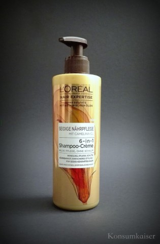 KK Loreal Shampoo 6in1
