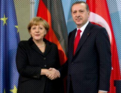 KK Merkel Erdogan