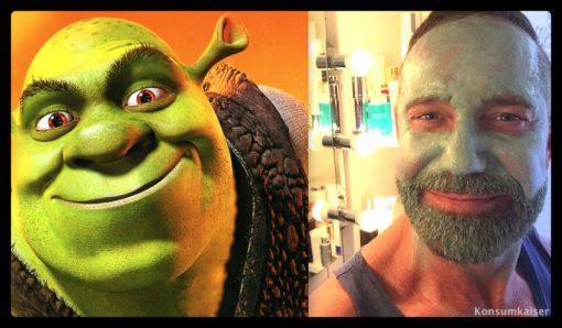 KK Shrek u KK R