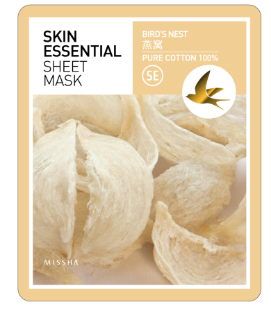 Missha Birds Nest Mask
