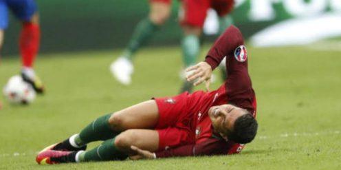 KK Ronaldo Verletzung