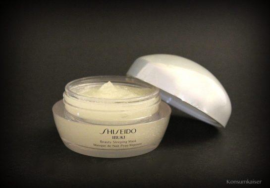 KK Shiseido Sleeping Mask5