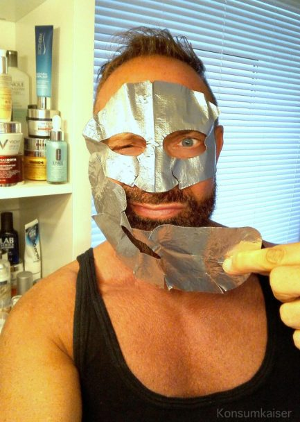 KK EL Maske 3 rib