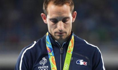Tränen bei Olympia