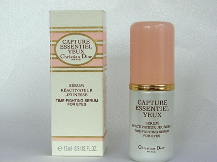 dior capture eye serum yeux