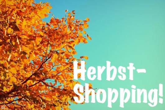 herbstshopping kk