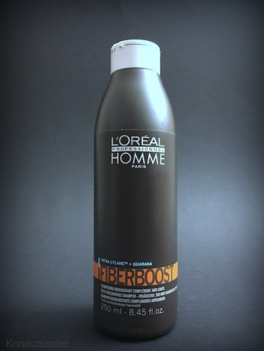 haircare l or al homme fiberboost shampoo f r mehr. Black Bedroom Furniture Sets. Home Design Ideas