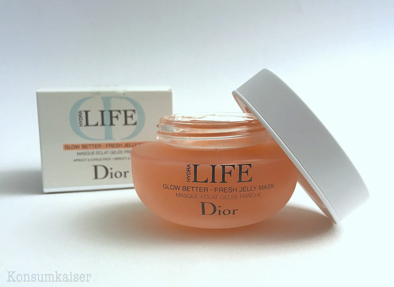dior hydra life jelly mask how to use