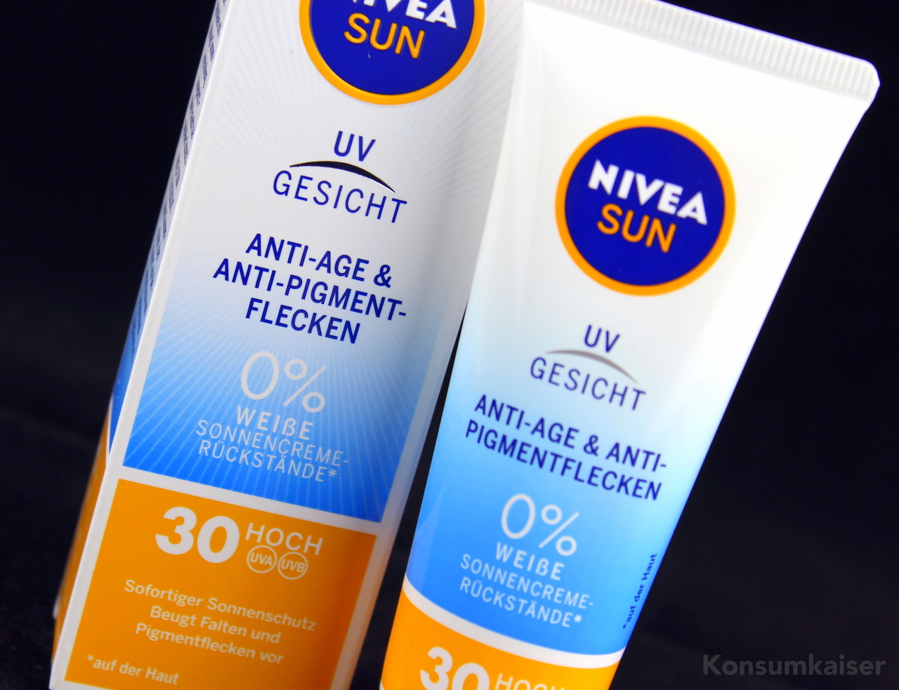 skincare neu von nivea nivea sun uv gesicht anti age. Black Bedroom Furniture Sets. Home Design Ideas