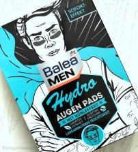 KK Balea Men Augen Pads 1