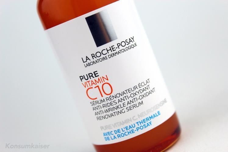 Skincare La Roche Posay Pure Vitamin C 10 Short Review Konsumkaiser