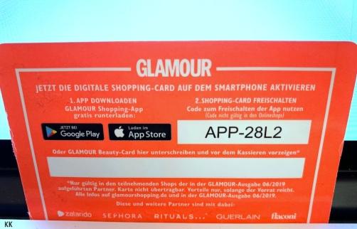 Glamour Week Codes