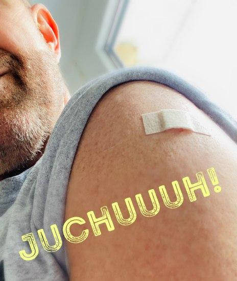 1. Impfung 07.05.21